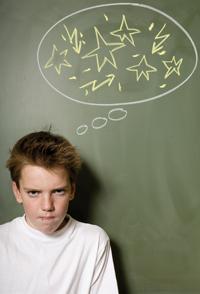 ADHD kid-discipline